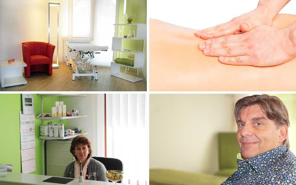 Klaus Günter   Praxis für Physiotherapie in Korb